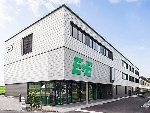 E+E Elektronik Firmensitz